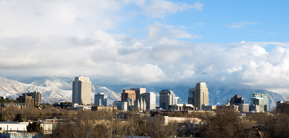 Bilde av Salt Lake City
